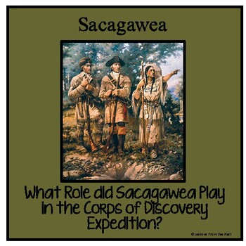 Role of Sacagawea in the Lewis and Clark Expedition