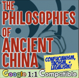 Ancient China Philosophies! Roleplaying Confucianism, Daoi