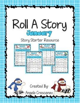 Roll A Story - January
