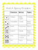 Roll-A-Story-Problem - Common Core Aligned Multiplication
