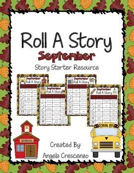 Roll A Story - September