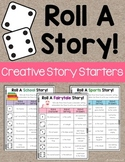 Roll A Story - Writing Activity