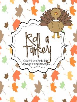 Roll A Turkey Adding Style