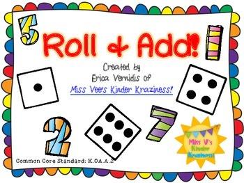 Roll & Add!