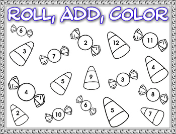 Roll, Add, Color