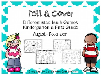 Roll & Cover- Back to School ~ Christmas