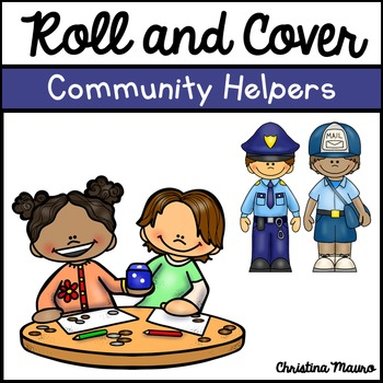 Roll & Cover - Community Helpers