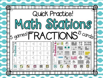 Roll Cover Fractions!  Instant Math Games!