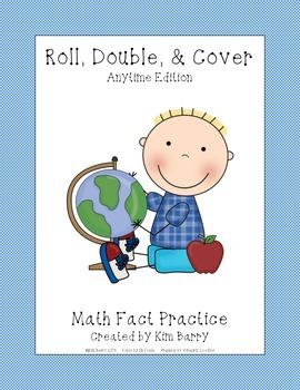 Roll, Double, & Cover School Kids
