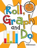 Roll, Graph and Do- Halloween