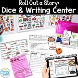 Writing Center: Roll Out a Story