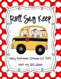 Roll Say Keep {Dolch Sight Words List 3}