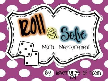Roll & Solve - Measurement Conversions