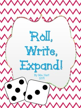Roll, Write, Expand!