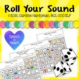 Roll Your Sound: A No Prep Articulation Game