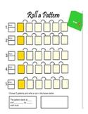 Roll a Pattern Math