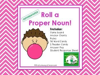 Roll a Proper Noun