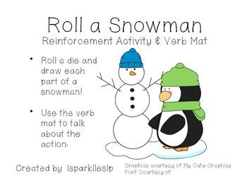Roll a Snowman Reinforcement