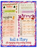 Writing: Roll a Story