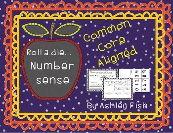 Roll a die...Number Sense
