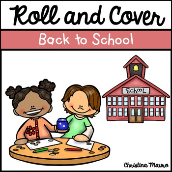 Roll and Cover - Back to School