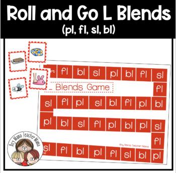 Roll and Go L Blends (pl, bl, fl, sl)