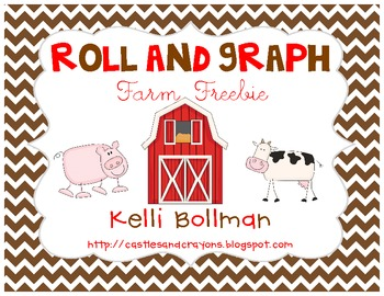 Roll and Graph {Farm} FREE