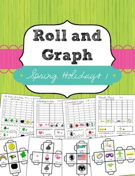 Roll and Graph for Spring set 1