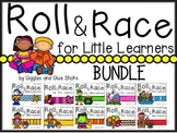 Roll and Race for Little Learners BUNDLE