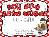 Roll and Read: Long Vowel Edition