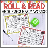 Roll and Read Sight Word Fluency