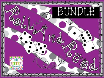 Roll and Read VOWEL VARIANTS-Expanding Bundle!
