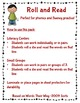 Roll and Read - Words Their Way Within Word Sorts 7-11 (cv