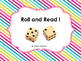 Roll and Read gn,kn,wr, mb consonant patterns