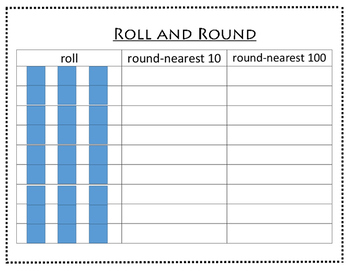 Roll and Round