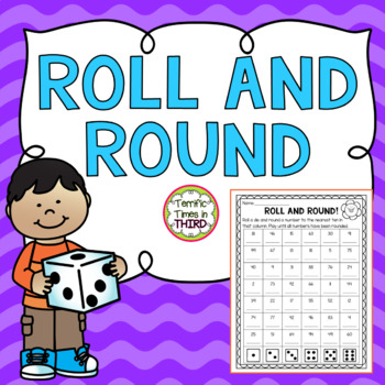 Roll and Round Freebie