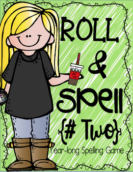 Roll and Spell #2