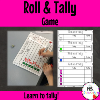 Roll and Tally Game