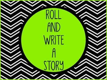 Roll and Write a Story
