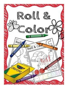 Roll-n-Color A-Z