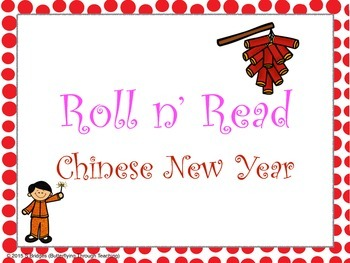 Roll n' Read Chinese New Year