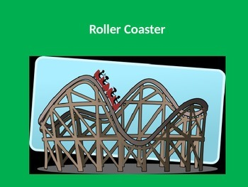 Roller Coaster Pitch Exploration