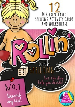 Rollin' with Spelling - No.1