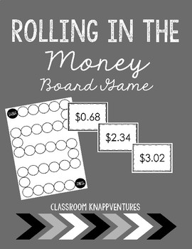 Rolling in the Money Board Game