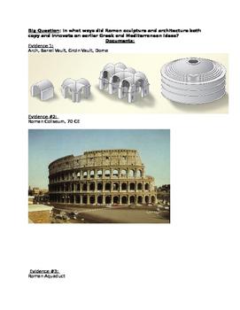 Roman Art Packet