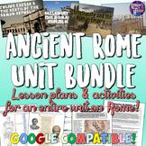 Ancient Rome Complete Unit Bundle