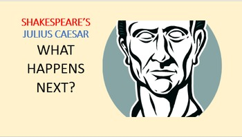 Ancient Roman History: Shakespeare's Julius Caesar - WHAT