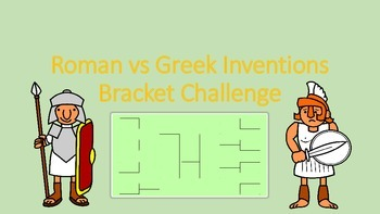 Roman vs Greek Inventions Bracket Challenge