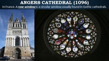 Romanesque, Gothic Art History Assets