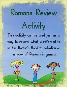 Roman's Review Activity